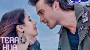 Tera Hua Full Song Loveyatri Atif Aslam