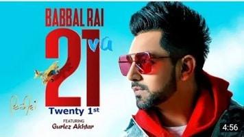 21 VA Ft. Gurlez Akhtar Babbal Rai