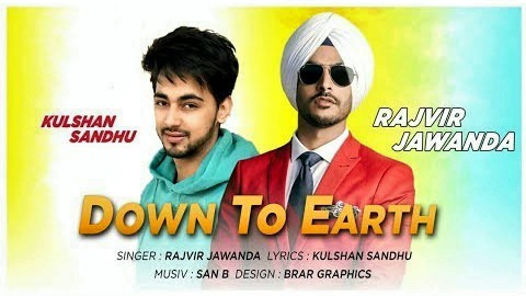 DTE (Down To Earth) Rajvir Jawanda