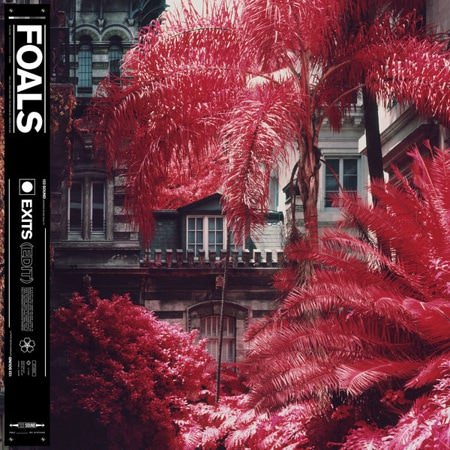 Exits (Edit) - Single (by Foals) lyrics