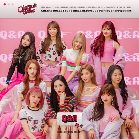 Lyrics VIOLET Cherry Bullet