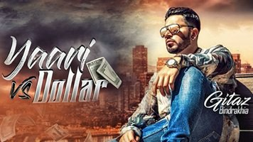 Yaari Vs Dollar song lyrics Gitaz Bindrakhia
