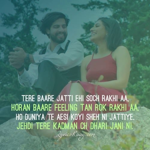 sheh song quotes lyrics romantic singga punjabi