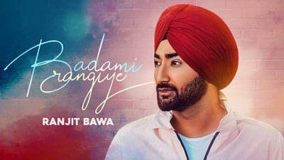 Badami Rangiye (Original) lyrics Ranjit Bawa