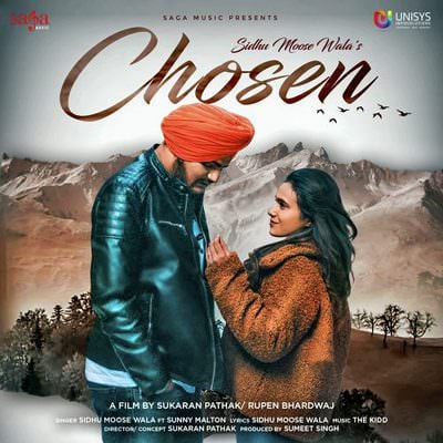 Chosen song lyrics Sidhu Moose Wala