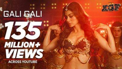 KGF Gali Gali Song Neha Kakkar lyrics hindi translation