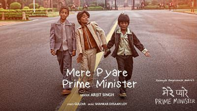 Mere Pyare Prime Minister – Title Track Arijit Singh