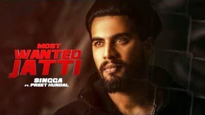 Most Wanted Jatti Singga Ft. Preet Hundal lyrics