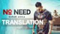 No Need lyrics english meaning translation Karan Aujla