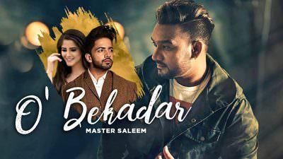 O' Bekadar Master Saleem Full Song lyrics Gold Boy