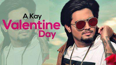 Valentine Day Lyrics – A Kay