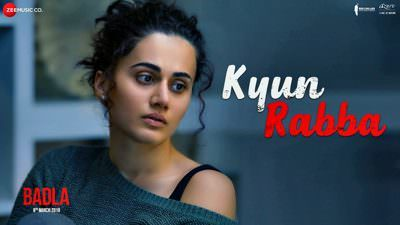 Kyun Rabba Hindi Lyrics – Badla   Armaan Malik