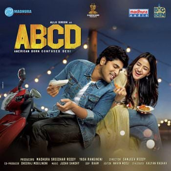 mella mellaga song lyrics ABCD-American-Born-Confused-Desi-Telugu-2019-