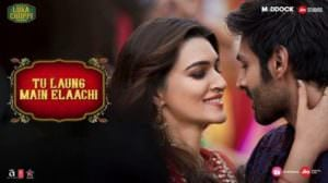 Luka Chuppi – Tu Laung Main Elaachi Hindi Lyrics