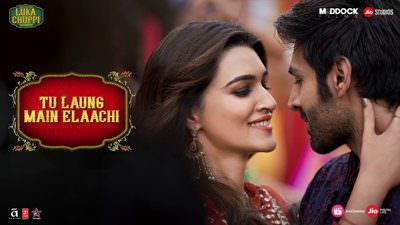 tu laung main elaachi song lyrics luka chuppi hindi