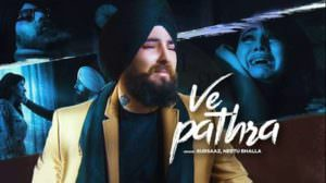 Ve Pathra Song Lyrics – Gursaaz | B Praak | Hindi Meaning