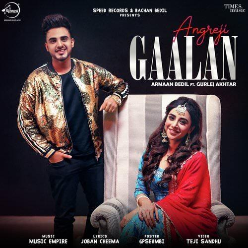 Angreji-Gaalan-Punjabi-armaan bedil lyrics
