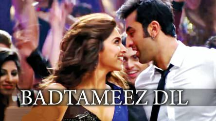Badtameez Dil lyrics meaning