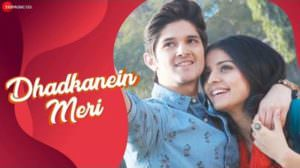 Dhadkanein Meri Lyrics | Hindi | Yasser Desai, Asees Kaur