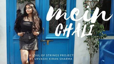 Mein Chali song lyrics Urvashi Kiran Sharma