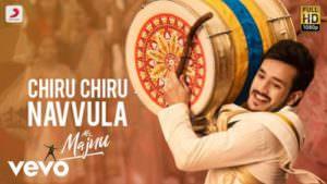 Mr. Majnu - Chiru Chiru Navvula meaning