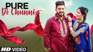Pure Di Chunni  Lyrics – Balraj | G. Guri