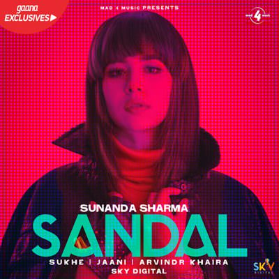 SANDAL song lyrics SUNANDA SHARMA