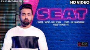 Seat Song Lyrics | Gupz Sehra | Punjabi