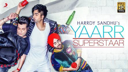 Yaar Superstar Lyrics Meaning Hardy Sandhu