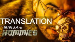 homies punjabi song poster ninja translation