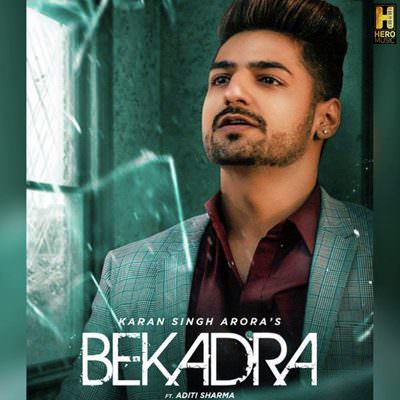 karan singh arora bekadra song lyrics