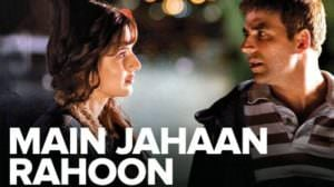 Main Jaha Rahu Lyrics in Hindi – Namastey London (2007)