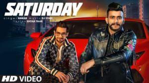 Saturday Lyrics – Nawab | New Song