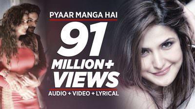 Pyar Manga Hai Tumhi Se Lyrics | Hindi Song