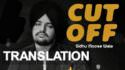 sidhu moose wala cut off song lyrics meaning