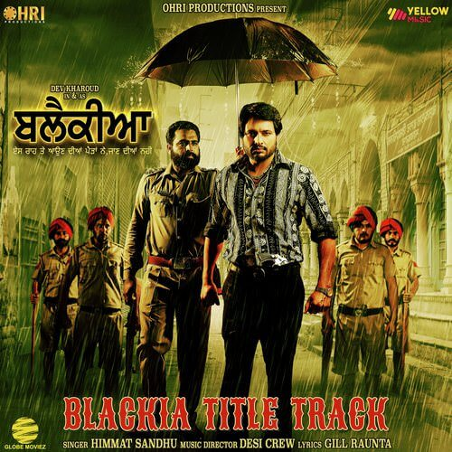 Blackia Title Track New Punjabi Song