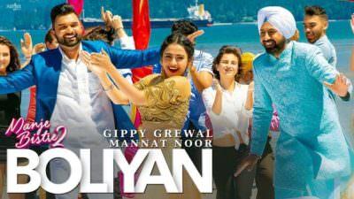 Boliyan - Gippy Grewal Mannat Noor(1)