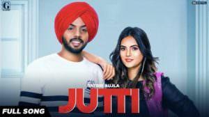 Jutti Lyrics – Satbir Aujla | Rav Dhillon