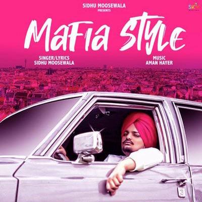 Mafia-Style-Punjabi-Sidhu Moose Wala