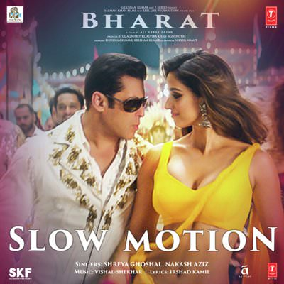 Slow Motion song lyrics From Bharat