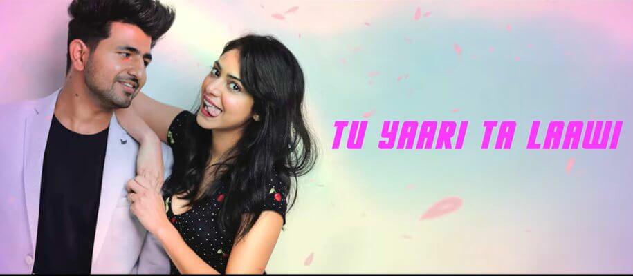 Yaari Nikk song Sharry Maan