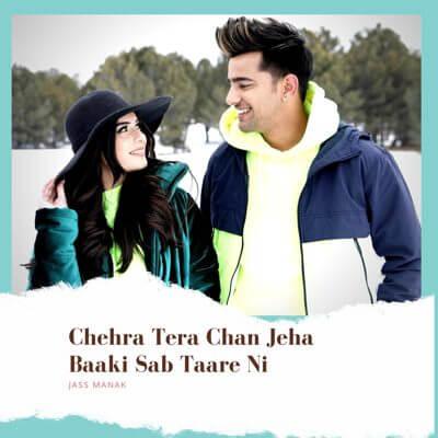 Chehra Tera Song Lyrics Meaning | Jass Manak | Translation