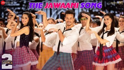 the jawani song poster