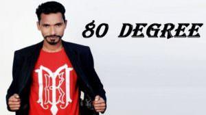 80 Degree Lyrics – Darshan Lakhewala