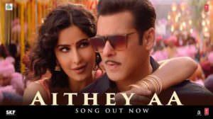 "Aithey Aa Lyrics – Hindi Song | (From ""Bharat"")"
