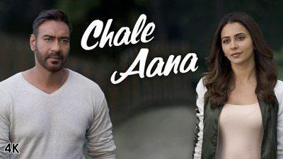 Chale Aaana Lyrics – Armaan Malik | De De Pyaar De
