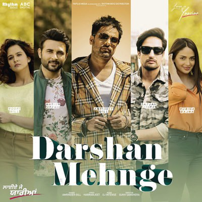 Darshan Mehnge meaning (From Laiye Je Yaarian Soundtrack) [feat. DJ Intense] - Single