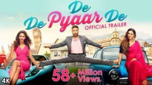 De De Pyaar De (2019) Film All Songs Lyrics, Translations