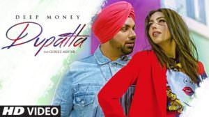Dupatta Lyrics by Deep Money & Gurlej Akhtar