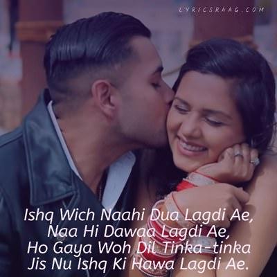 Ishq Kare Barbadiyaan song lyrics Ankit Tiwari